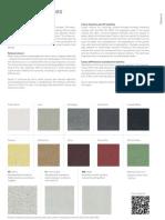 FibreC Colours 2011