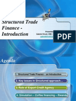 Structured Trade Finance in Africa Rwanda Coffee and Tea Case Studies