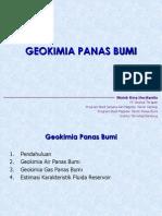 GEOKIMIA PANAS BUMI