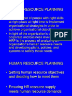 Human Resource Planning 641
