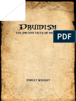 Druidism - The Ancient Faith of Britain