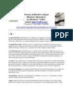 Glossary of Business Jargon