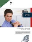 Panasonic KX-NT300 Series IPKeyphones