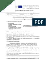 Ficha EPI - EPC CEF MVA 1ºano