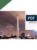 Kuala Lumpur Tower 1972'An