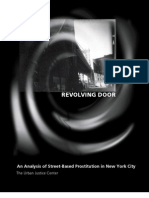 Revolving Door - An Analysis of Street-Based Prostitution in New York City