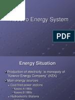 Kosovo Energy Potential