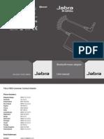Jabra A120s User Manual