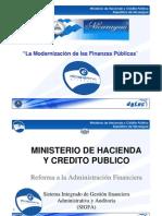 NicaraguaModernización