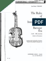 Interpretation Baroque Music