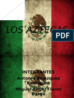 Equipo- Los Aztecas