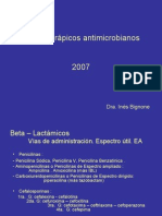 Quimioteràpicosantimicrobianos[1][1][1][1]