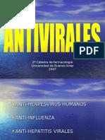 Agentesantivirales Clase