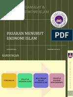 Mei - Pasaran Ekonomi Islam