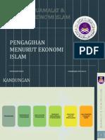 Mei - Pengagihan Ekonomi Islam