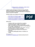 ASPECTOS GENERALES DE LA BÚSQUEDA Y RESCATE EN ESTRUCTURAS COLAPSADAS