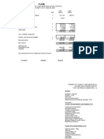 Excel Files > Balance Sheet as at June 30, 2007