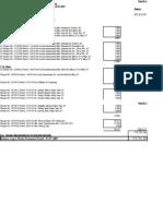 Excel Files > Bank Reconciliation 2