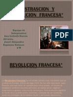 Ilustrascion y Revolucion Francesa