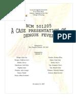 205 CS -Dengue Fever