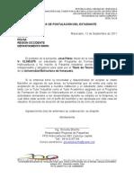 Forma 3. Carta de Postulacion de Ubv a Empresa