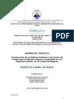 Propuesta de proyecto 21-10-2010