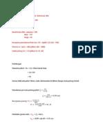 contoh perhitungan bubut freis
