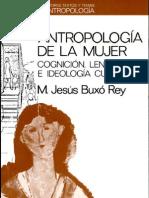 Burxo Ma Jesús Antropologia de la mujer[1]