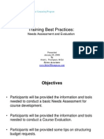 1-16 Training Best Practices