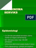 CARSINOMA SERVIKS