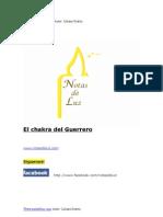 El Chakra del Guerrero y Tu Prosperidad