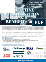 Executive Compensation Benefits