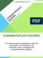 Economia Popular e Solidária 2