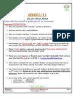 Sensou11 Prelim Questions