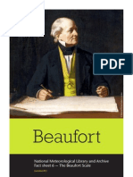 Fact Sheet No. 6 - Beaufort Scale