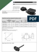 Sensor Tps Bosch