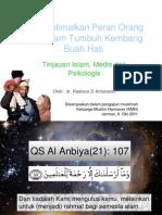 Mengoptimalkan Peran Orang Tua Dalam Tumbuh Kembang Anak - PDF
