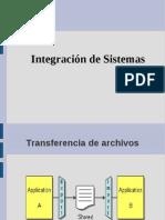 Integracion de Sistemas - Transfer en CIA de Archivos