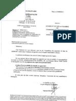 annulation par le Tribunal Administratif de la procedure de classification CCI Paris
