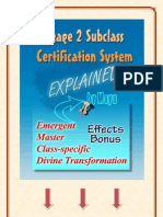 l2subclass Certification System v1.0