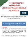 AULA Higienização Hospitalar