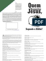 Quem Ressuscitou Jesus