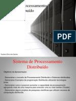 Sistema de Processamento Distribuído