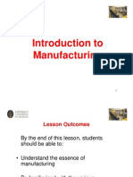 Lecture01 Introduction to Manufacturing d1