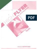 High Flyer VII-tests