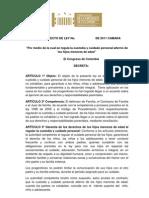 PL-2011-N108C-Comision_Primera-_TO__CUSTODIA_COMPARTIDA_