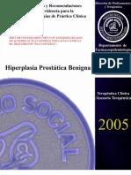 36 Tratamiento de La Hiperplasia Pro Static A Benigna