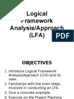 Log Frame Analysis