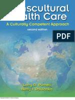 Trans Cultural Health Care a Culturally Competent Approach Trans Cultural Healthcare Purnell