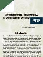 Responsabilidad Del Contador